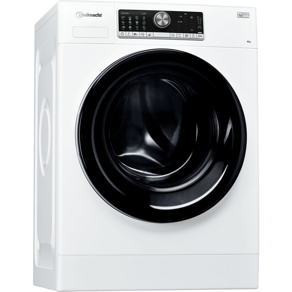 Bauknecht Frontlader Waschmaschine 8 Kg Wa Platinum 882