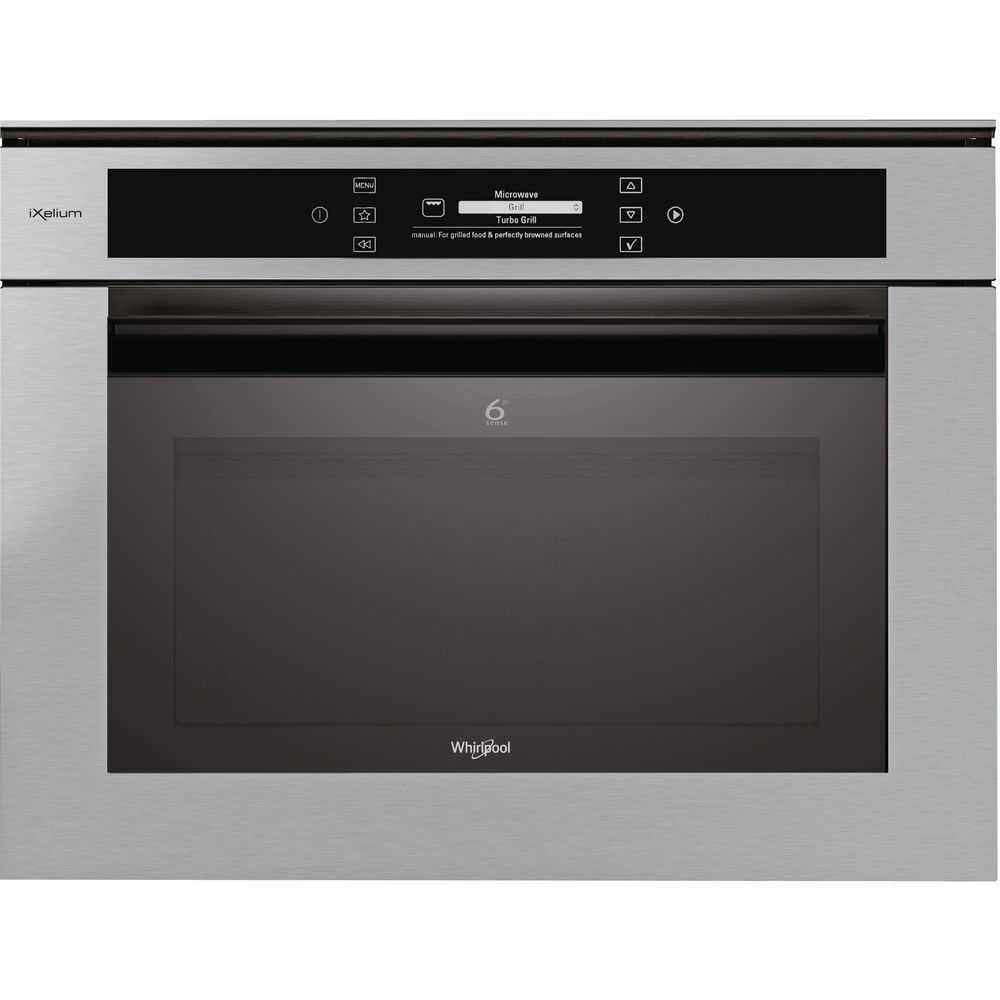 Whirlpool Built In Microwave Oven Stainless Steel Colour Amw 848 Ixl