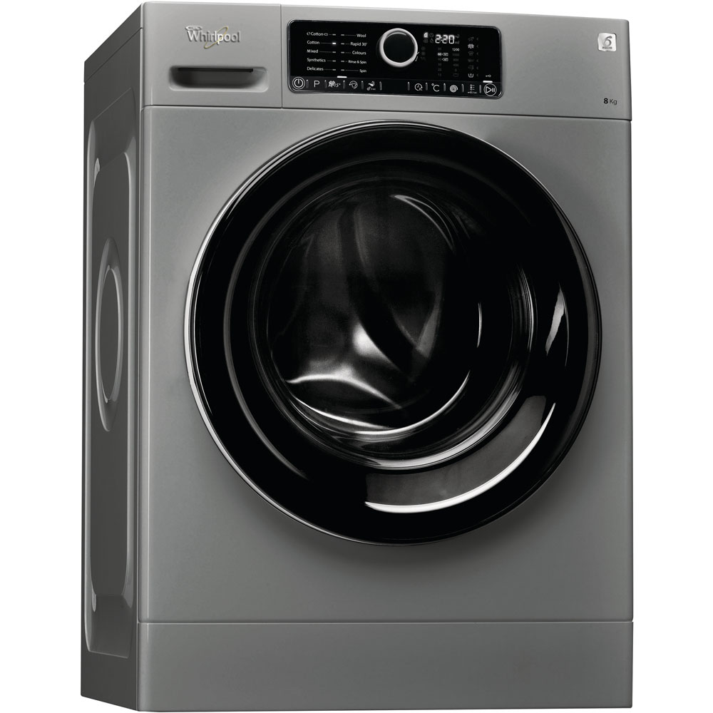 Whirlpool freestanding front loading washing machine: 8kg - FSCR 80216
