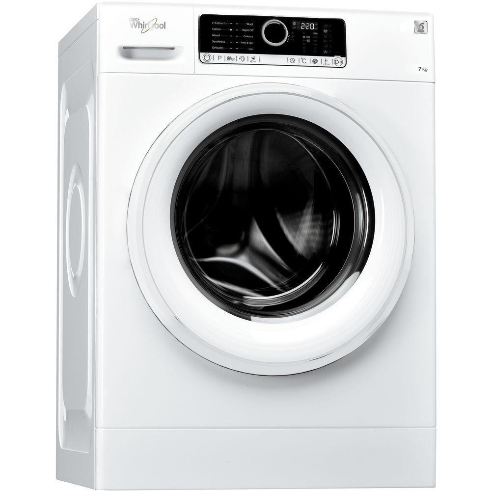 Whirlpool Washing Machine FSCR70212 in Kenya Front Load 7KG White Z.Motor