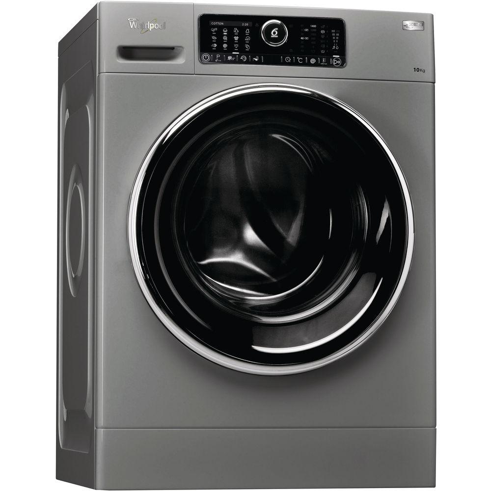 Whirlpool Washing Machine FSCR10422 in Kenya Front Load 10KG Silver Z.Motor