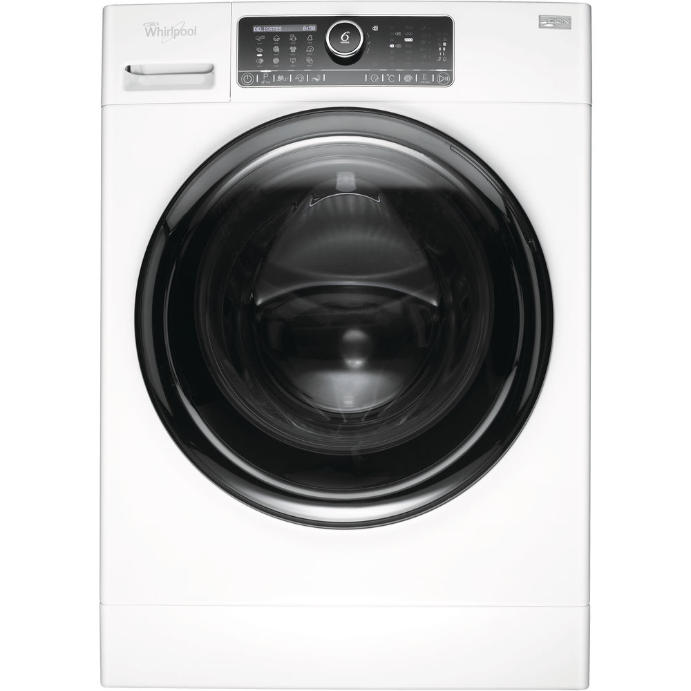 Whirlpool freestanding front loading washing machine: 10kg - FSCR10432