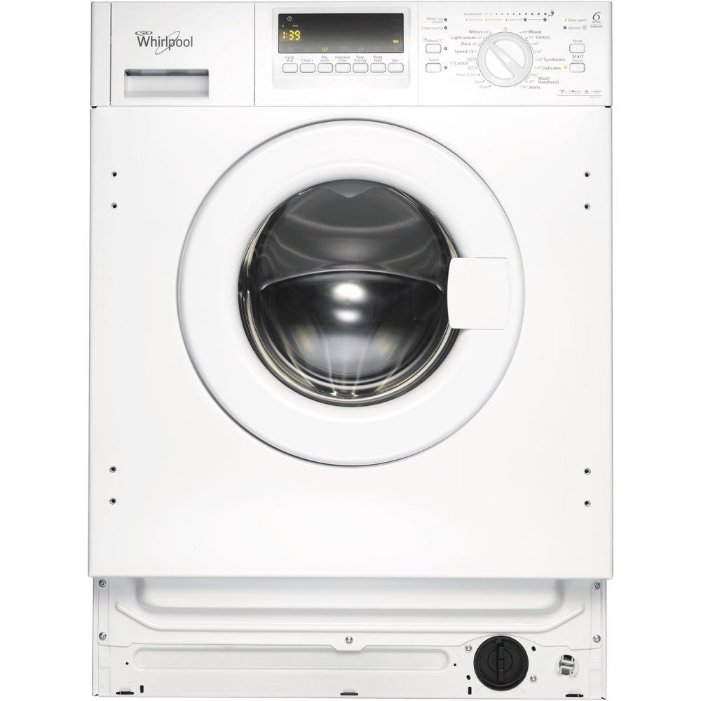 front loading washing machine instructions