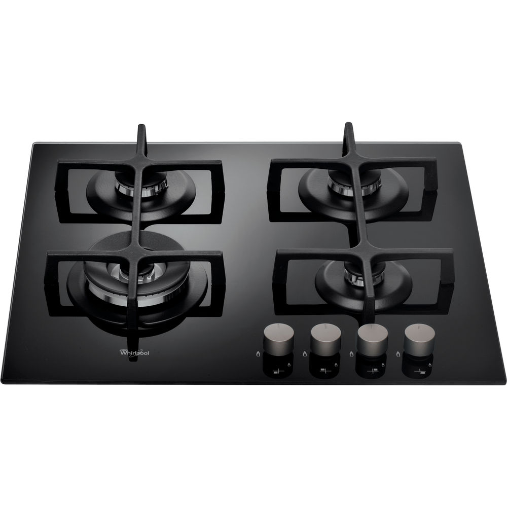 60cm Gas on Glass Hob GOA 6423/NB