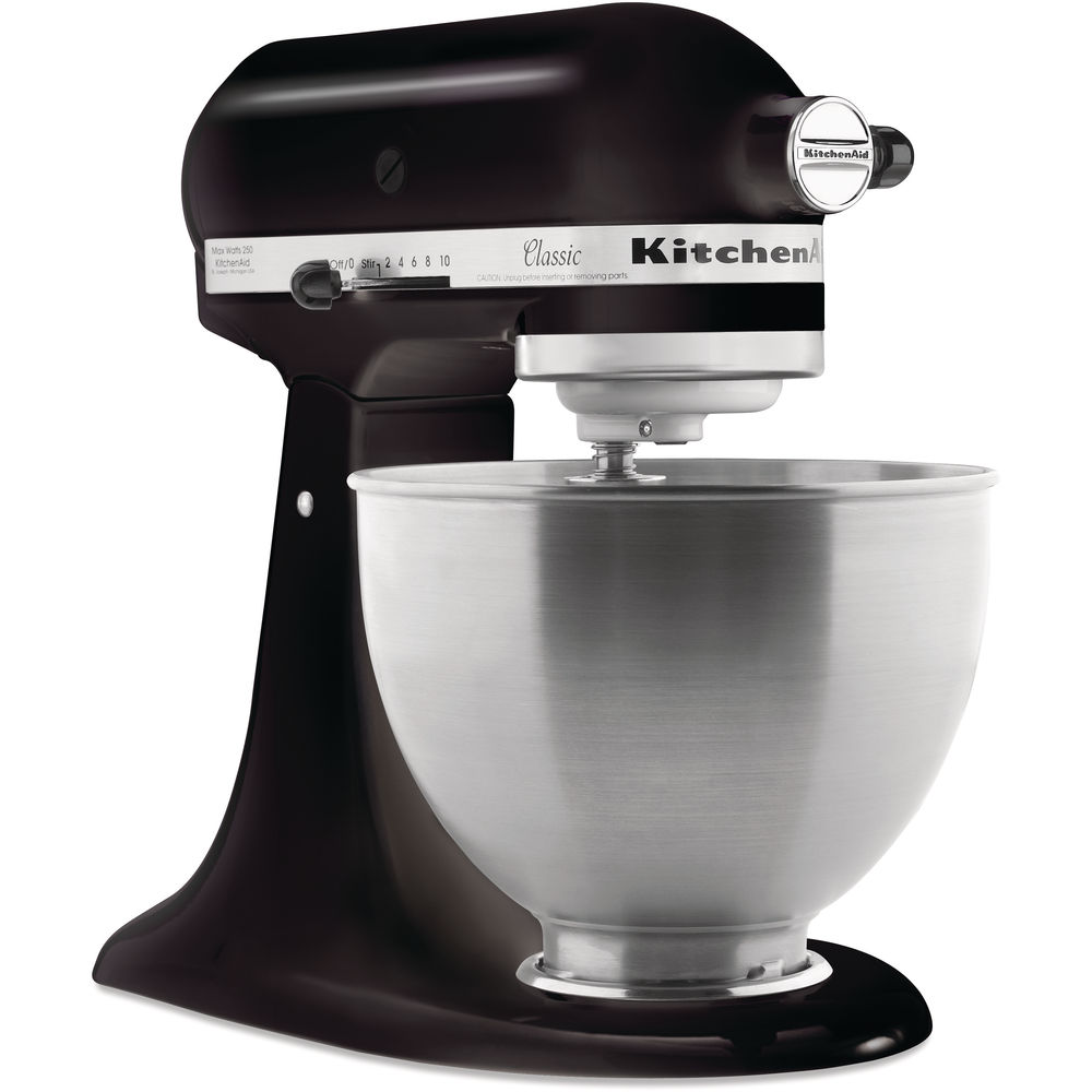 4,3 L CLASSIC Küchenmaschinen 5K45SS | Offizielle Website von KitchenAid