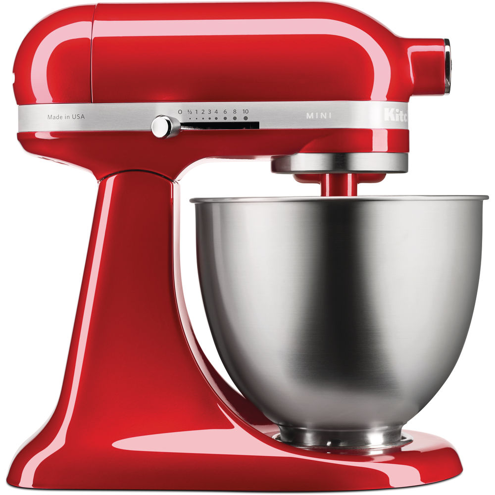 3,3 L Mini Stand Mixer 5KSM3311X | KitchenAid UK