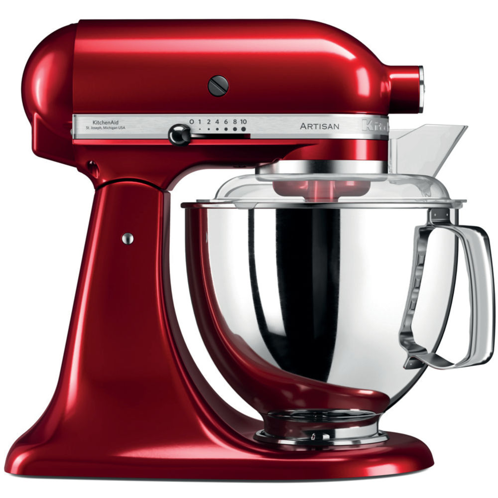 4 8 l kitchenaid artisan k chenmaschine 5ksm175ps. Black Bedroom Furniture Sets. Home Design Ideas
