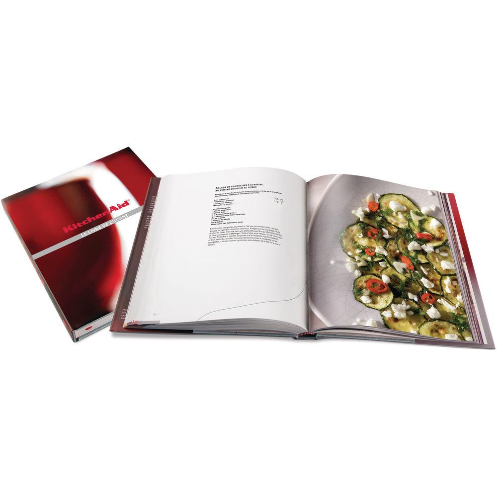 Livre de cuisine cbshopfr site officiel kitchenaid - Livre de cuisine kitchenaid ...