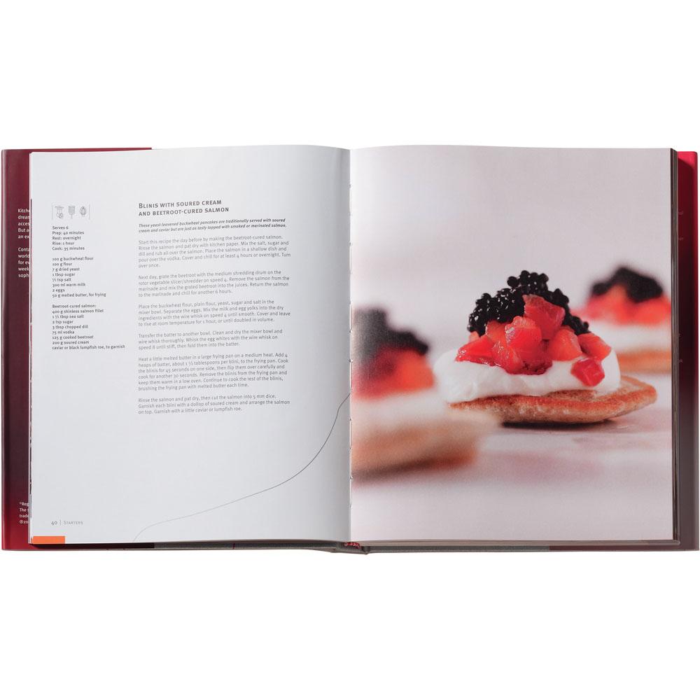 libro di ricette frullatore artisan cbblenderit sito