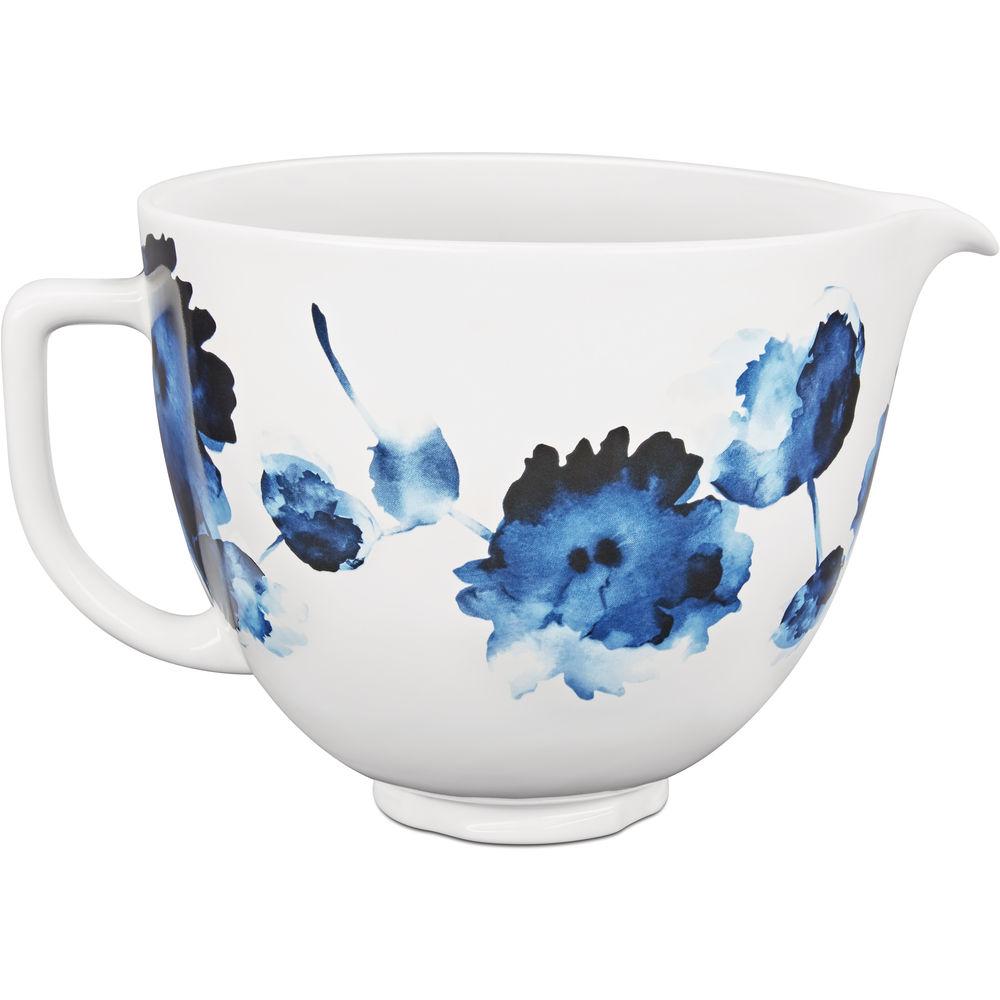 Kitchenaid Mixer Ceramic Bowl New Kitchenaid Ksmcb5my 5 Qt
