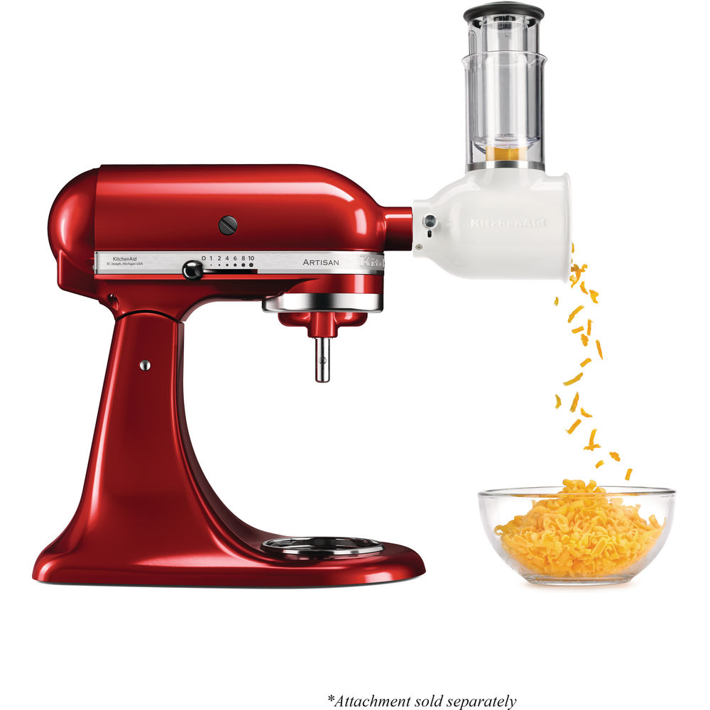Fresh Prep Slicer Shredder 5ksmvsa Kitchenaid Uk