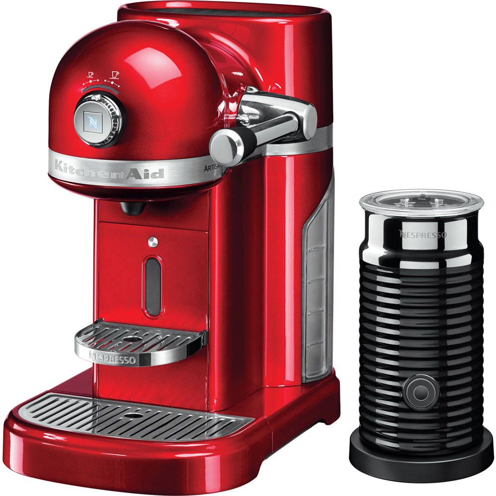 kit machine caf nespresso kitchenaid artisan et. Black Bedroom Furniture Sets. Home Design Ideas