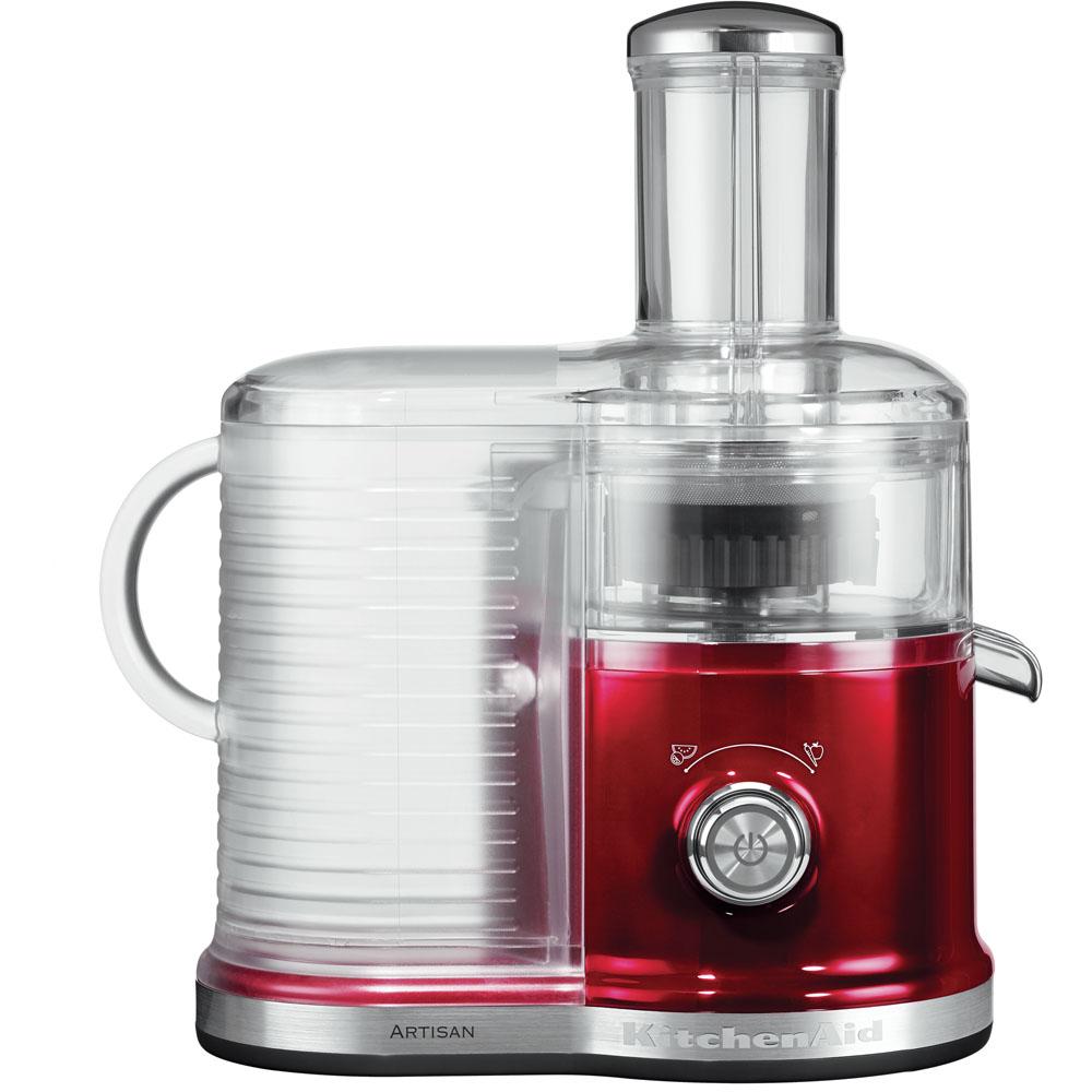 kitchenaid artisan fast centrifugal juicer 5kvj0333. Black Bedroom Furniture Sets. Home Design Ideas
