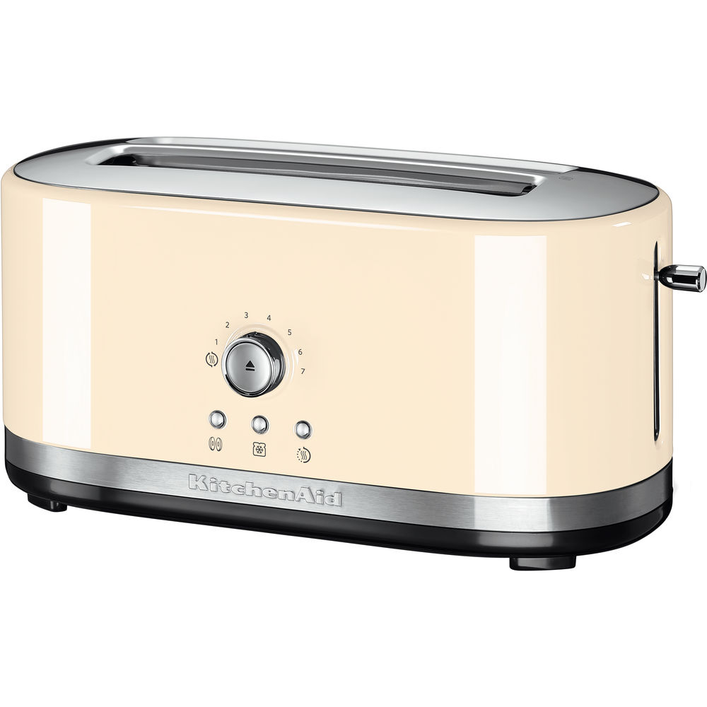 Kitchenaid Manual Control Long Slot Toaster 5kmt4116