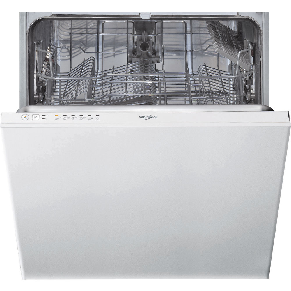 Whirlpool Integrated Dishwasher Full Size White Color Wie 2b19 Uk