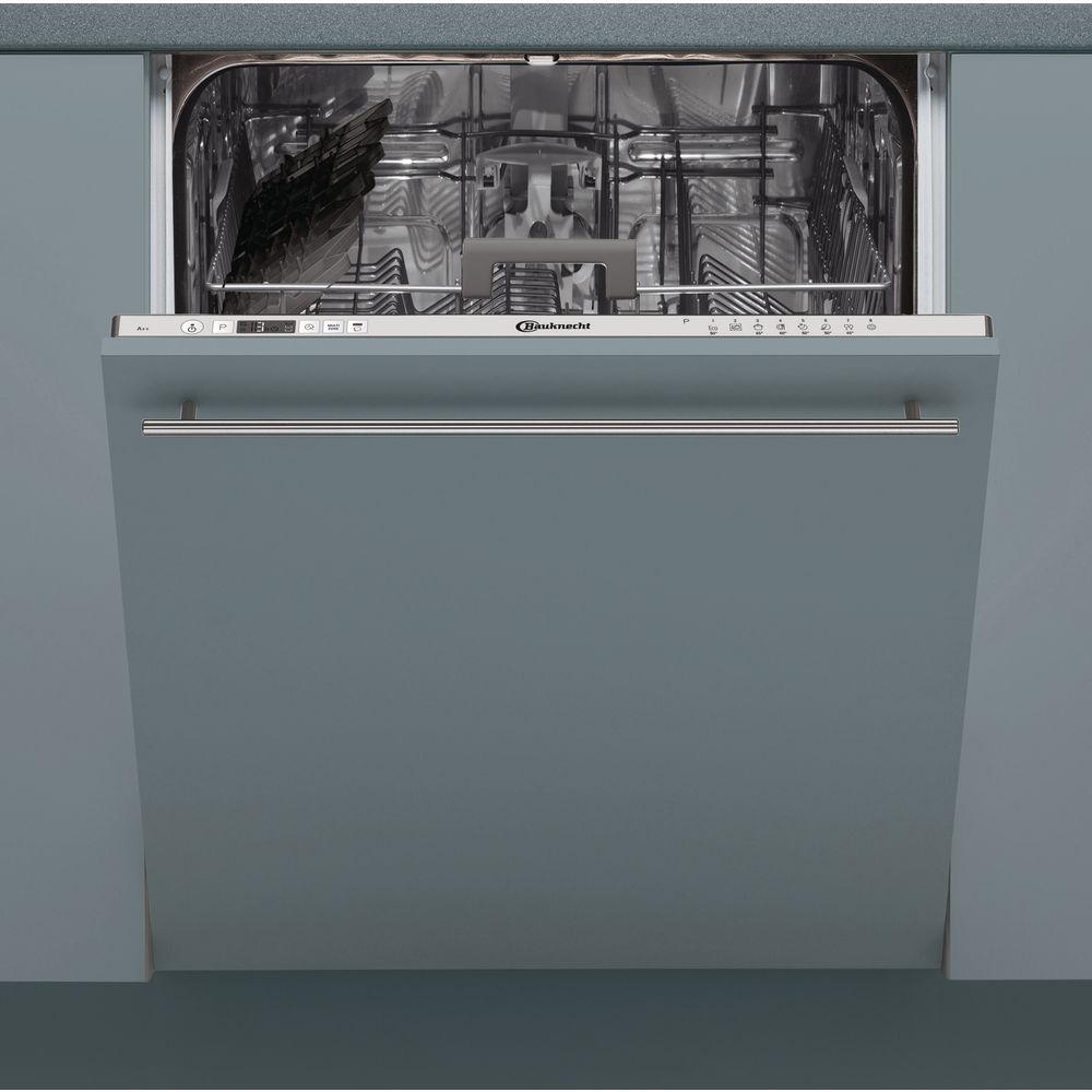 Bauknecht Vollintegrierter Geschirrspuler 60 Cm Farbe Silber