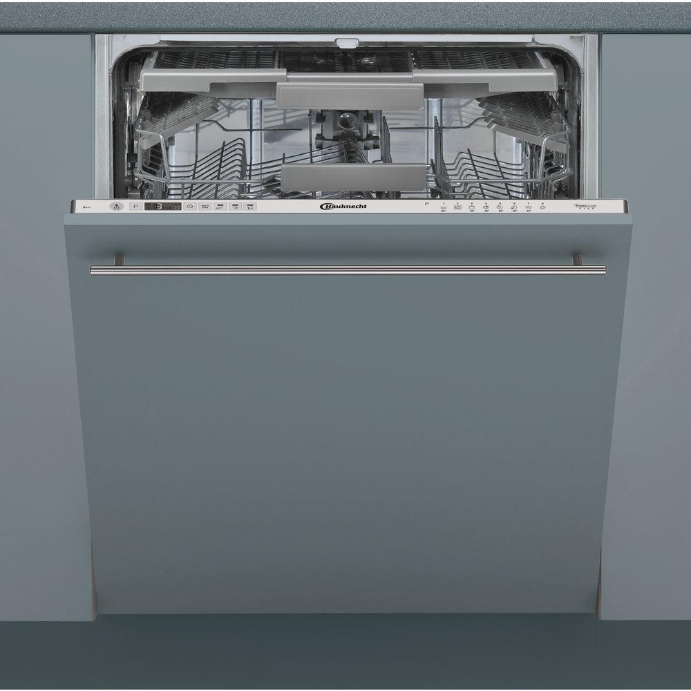 Bauknecht Vollintegrierter Geschirrspuler 60 Cm Farbe Edelstahl