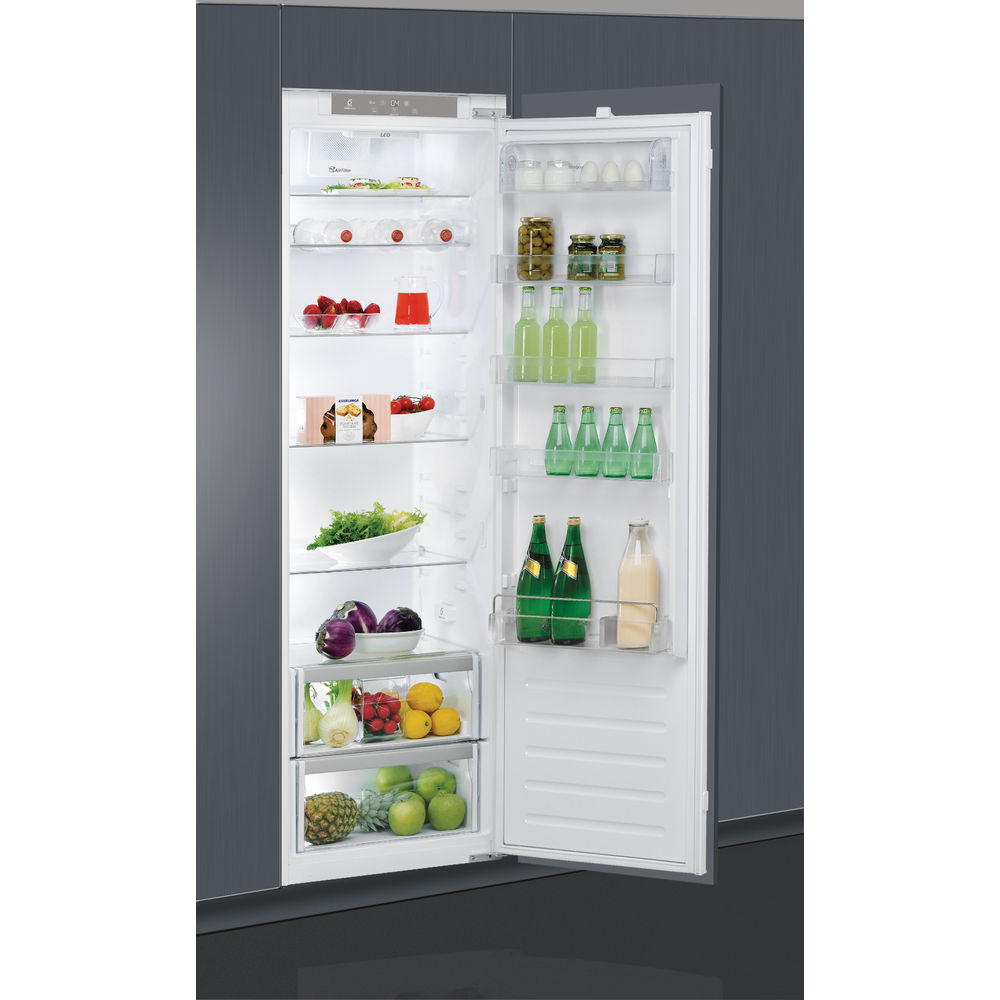 Whirlpool integrated fridge: white color - ARG 18083 A++