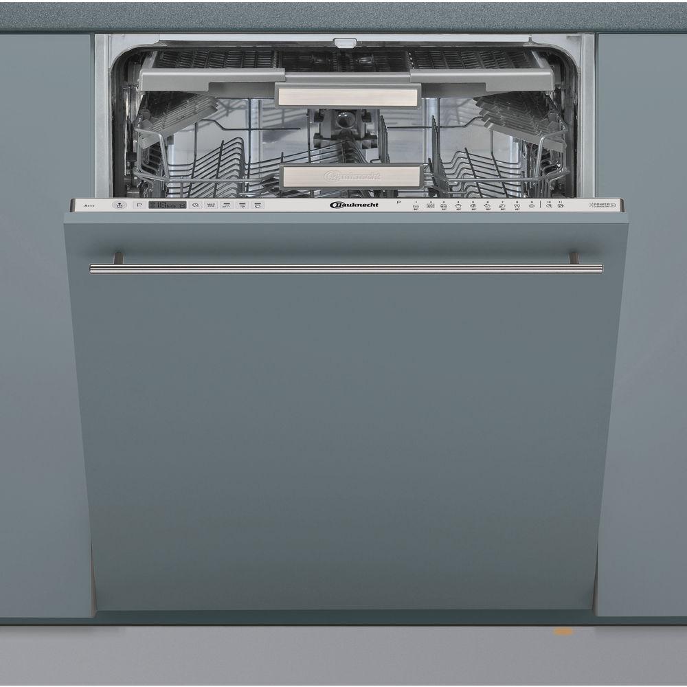 Bauknecht Vollintegrierter Geschirrspuler 60 Cm Bcio 3o33 Dels