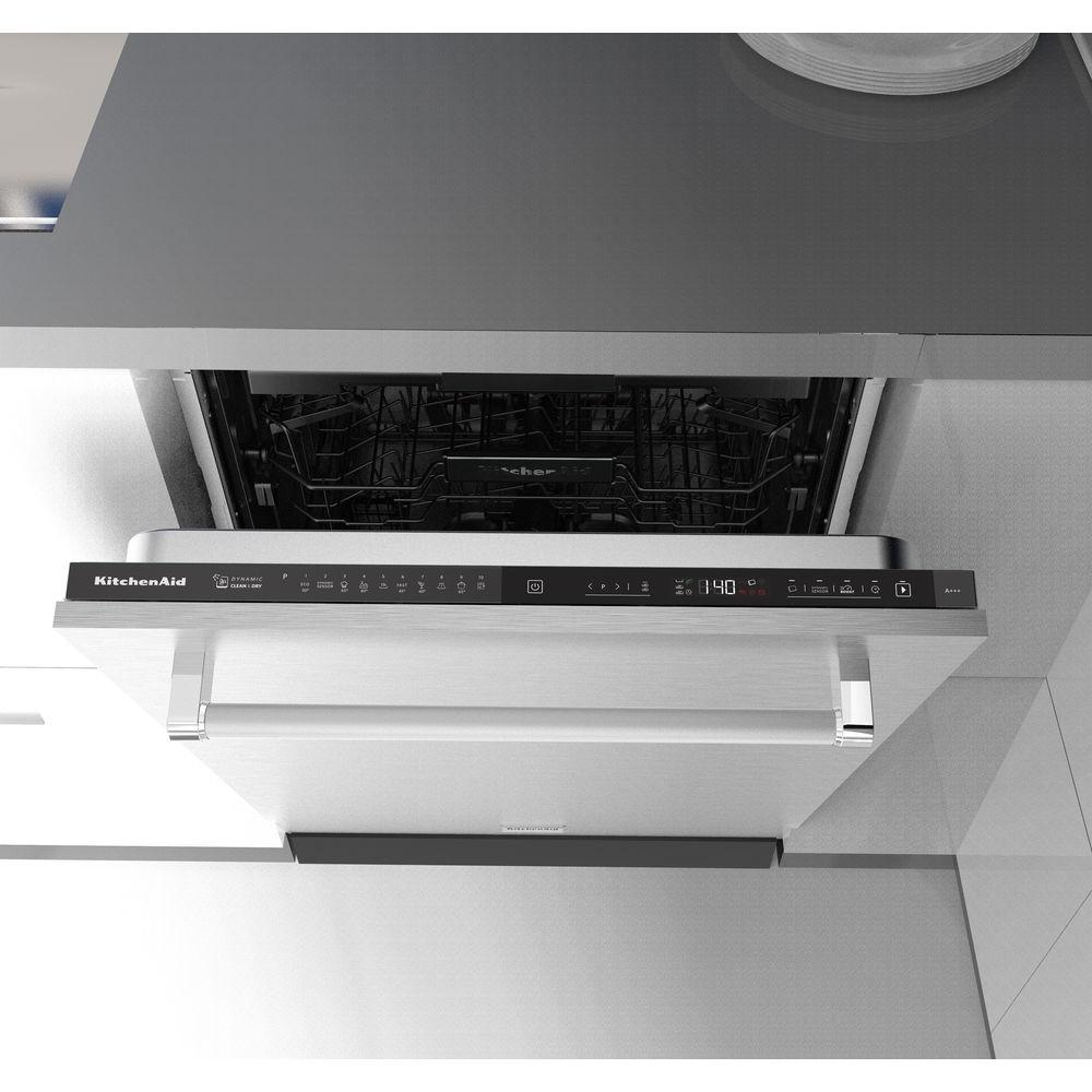 Vollintegrierter Geschirrspuler Niedriger Sockel 60 Cm Kdsdm 82142