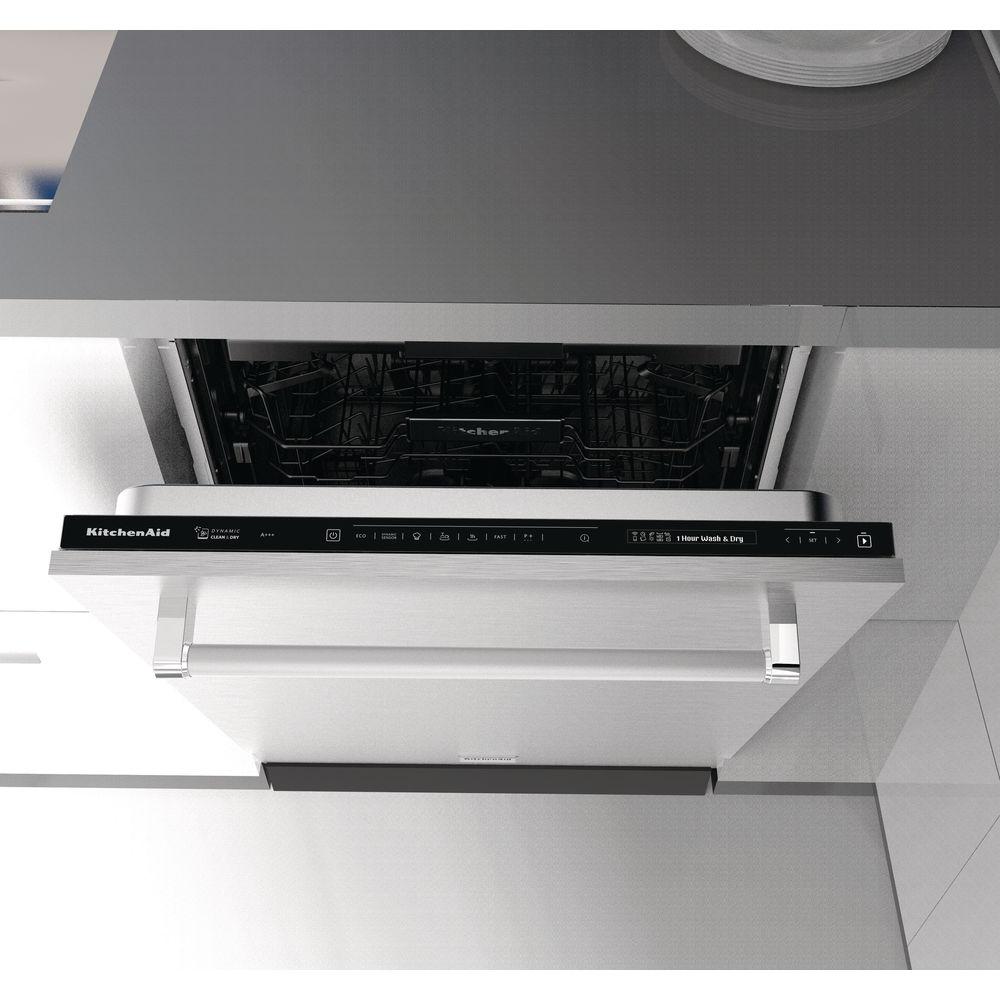 Vollintegrierter Geschirrspuler Niedriger Sockel 60 Cm Kdsdm 82143