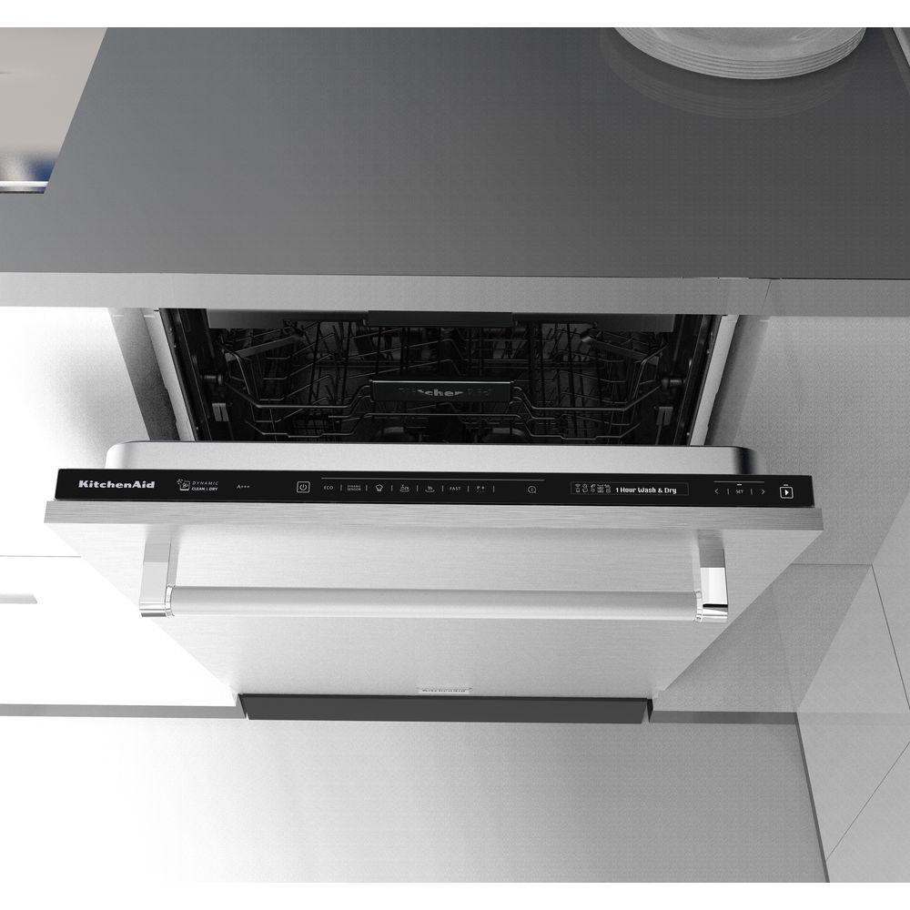 Low Plinth Fully Integrated Dishwasher 60 Cm Kdsdm 82143