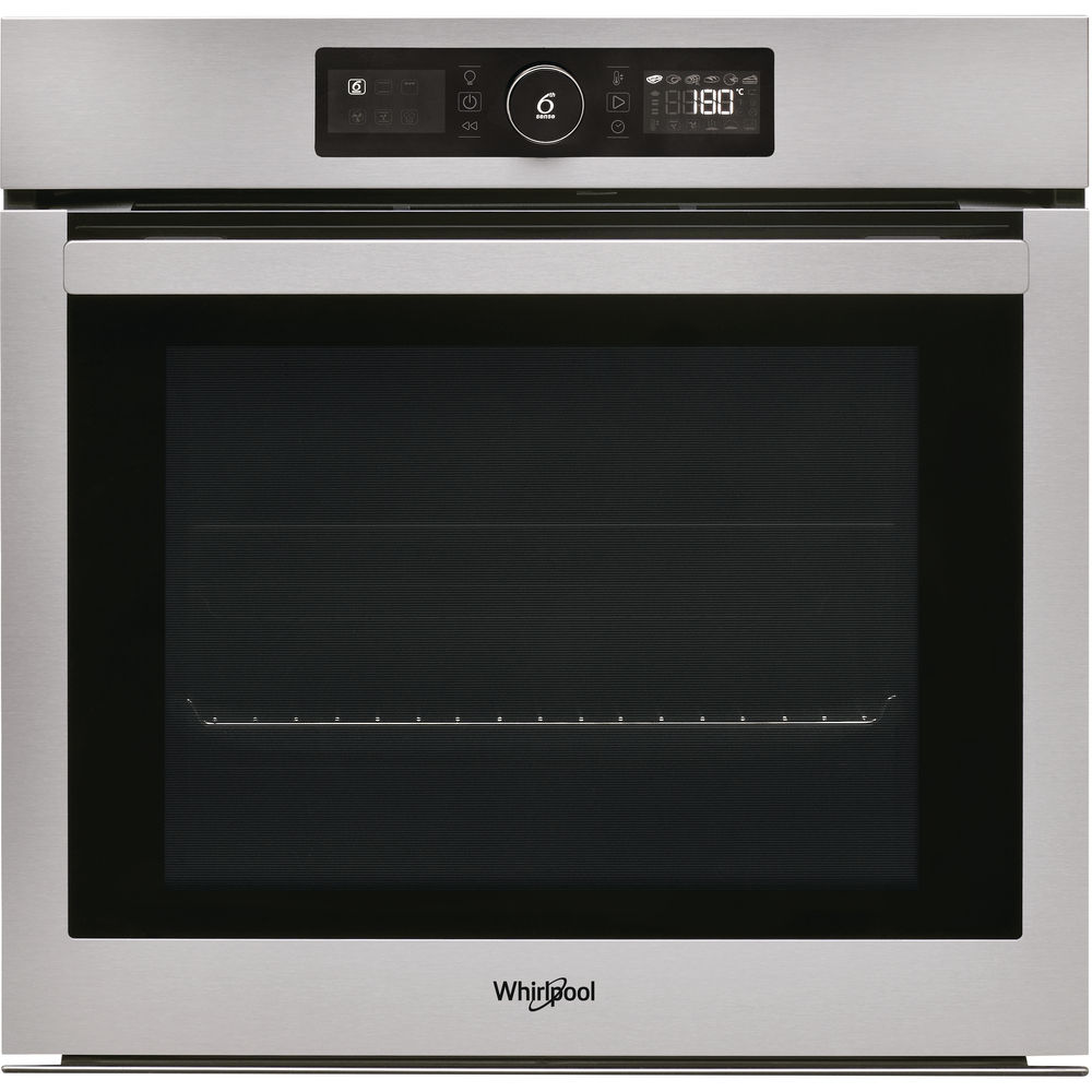 Whirlpool built in electric oven: inox color - AKZ9 6230 IX