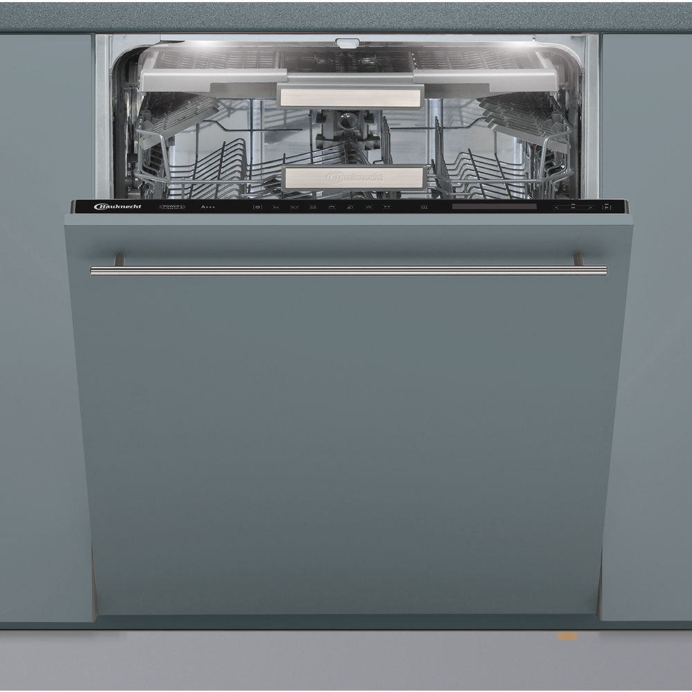 Bauknecht Vollintegrierter Geschirrspuler 60 Cm Farbe Schwarz