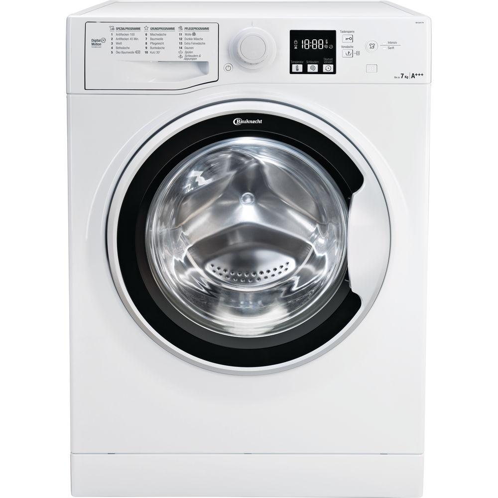 Bauknecht Frontlader Waschmaschine 7 Kg Wa Soft 7f4 Bauknecht