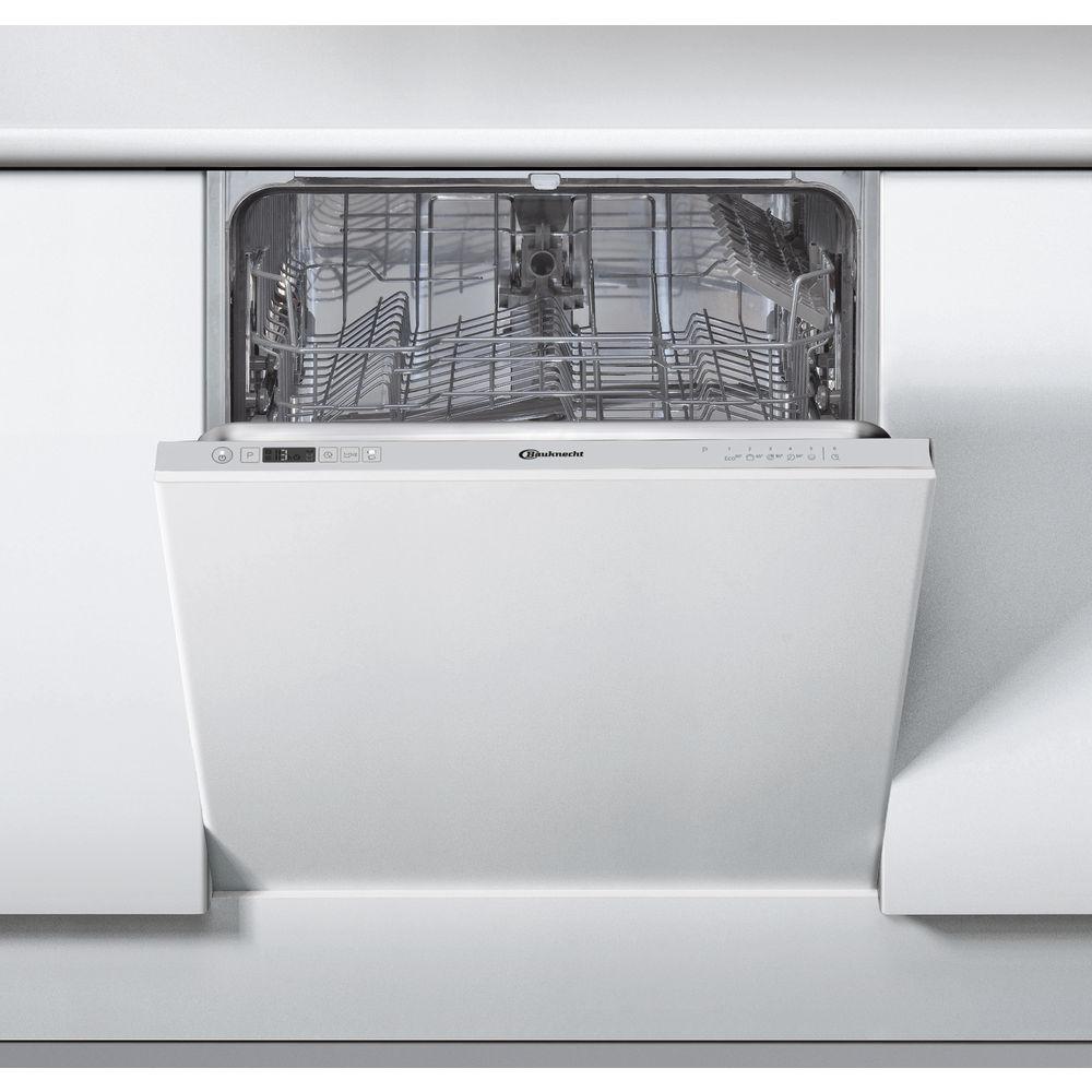 Bauknecht Vollintegrierter Geschirrspuler 60 Cm Farbe Weiss Obi