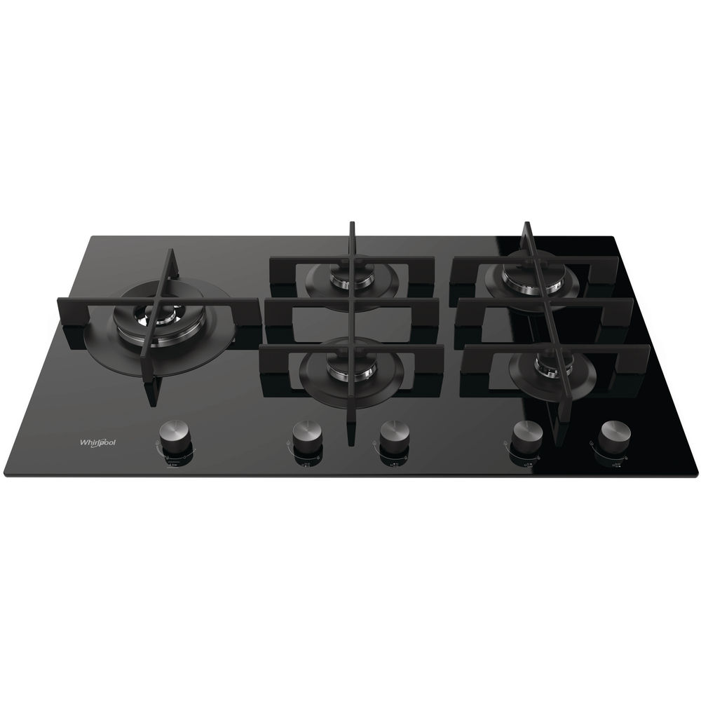Whirlpool gas hob: 5 gas burners - GOW 9553/NB