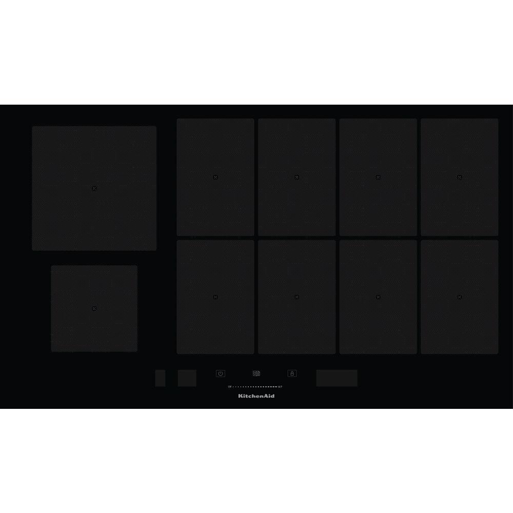 90 cm induktionskochfeld b ndiger einbau khiaf 10900 offizielle website von kitchenaid. Black Bedroom Furniture Sets. Home Design Ideas