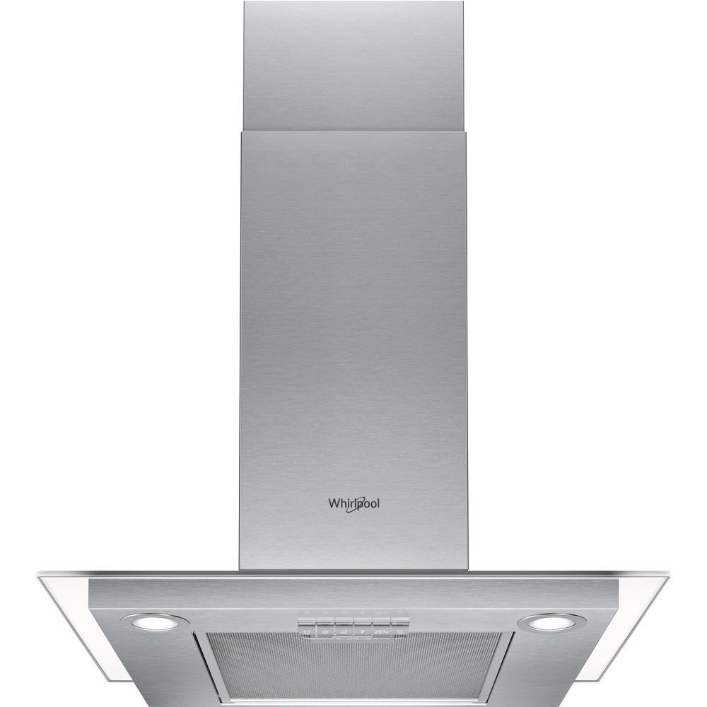 Whirlpool wall mounted cooker hood - WHFG 63 F LE X