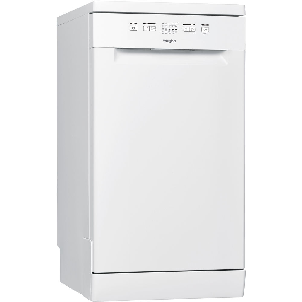 Whirlpool WSFE 2B19 Dishwasher in White