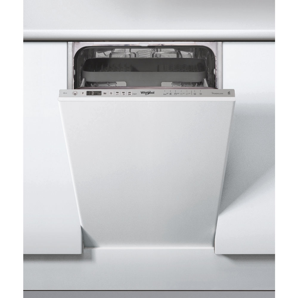 Whirlpool SupremeClean WSIO 3T223 PCE X Built-In Dishwasher