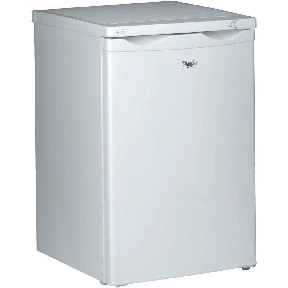 Whirlpool freestanding upright freezer: white color - WVT553 W.1