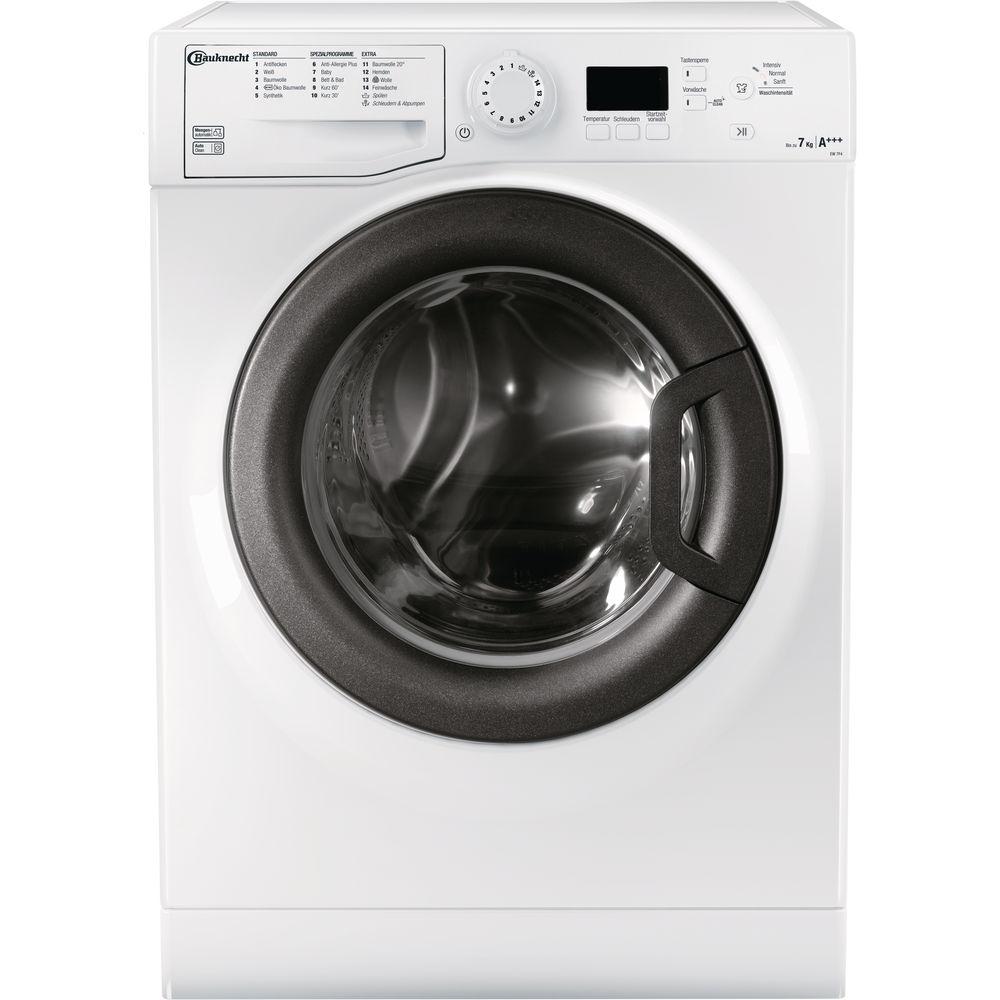 Bekannt Bauknecht Frontlader-Waschmaschine: 7 kg - EW 7F4 | Bauknecht.de NO74