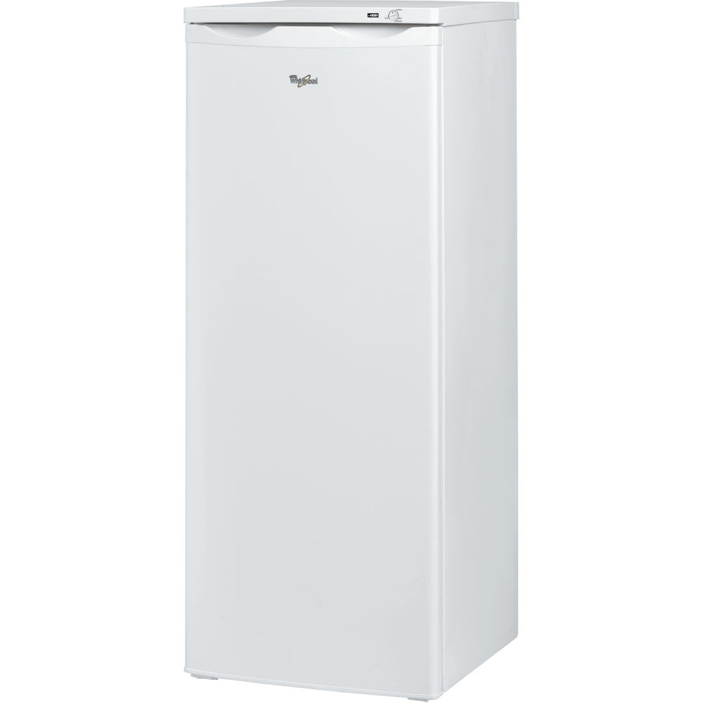 Whirlpool freestanding upright freezer: white color - WV1510 W.1