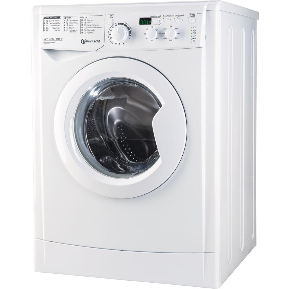 Bauknecht Frontlader Waschmaschine 8 Kg