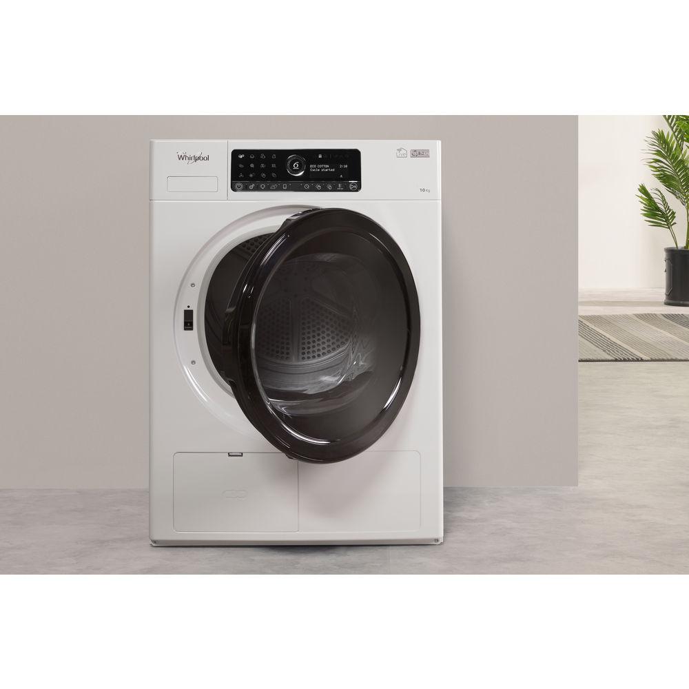 Whirlpool Heat Pump Tumble Dryer Freestanding 10kg Hscx 10441