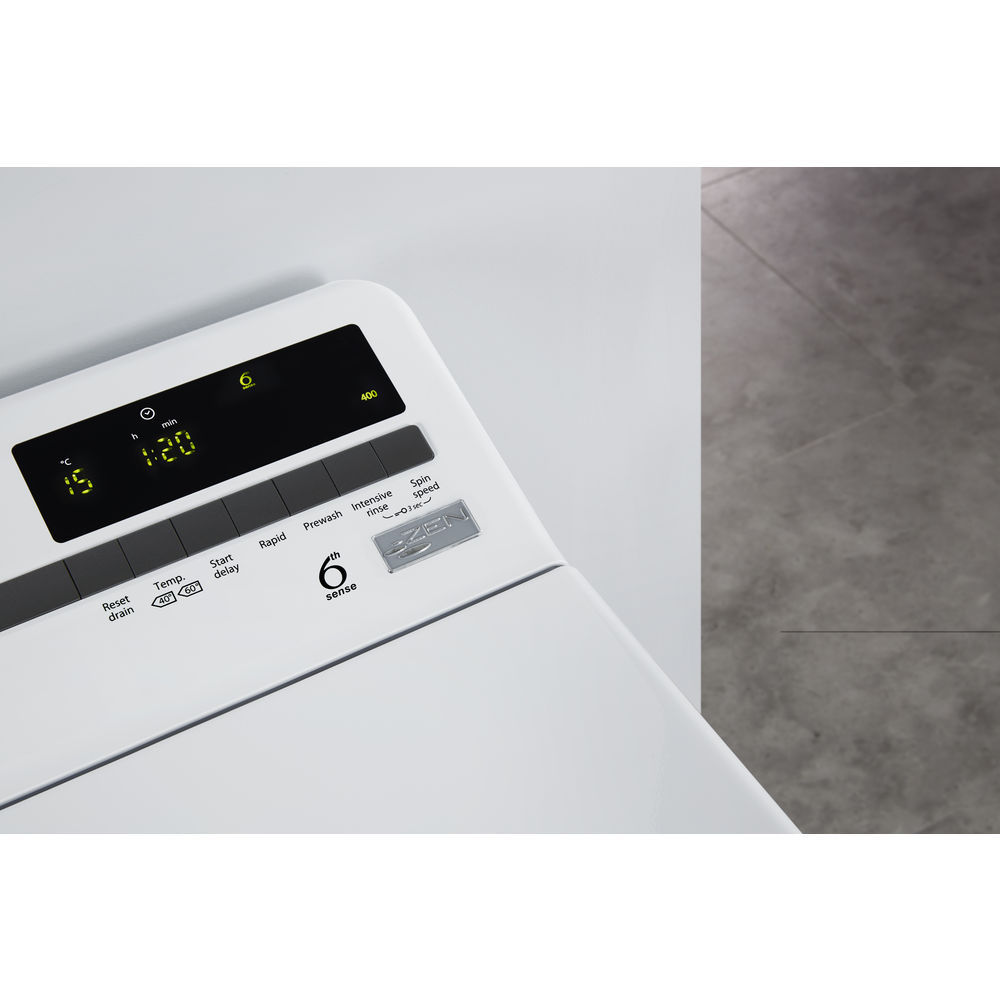 electromenager whirlpool le sens de la diff rence lave linge chargement par le dessus zen. Black Bedroom Furniture Sets. Home Design Ideas