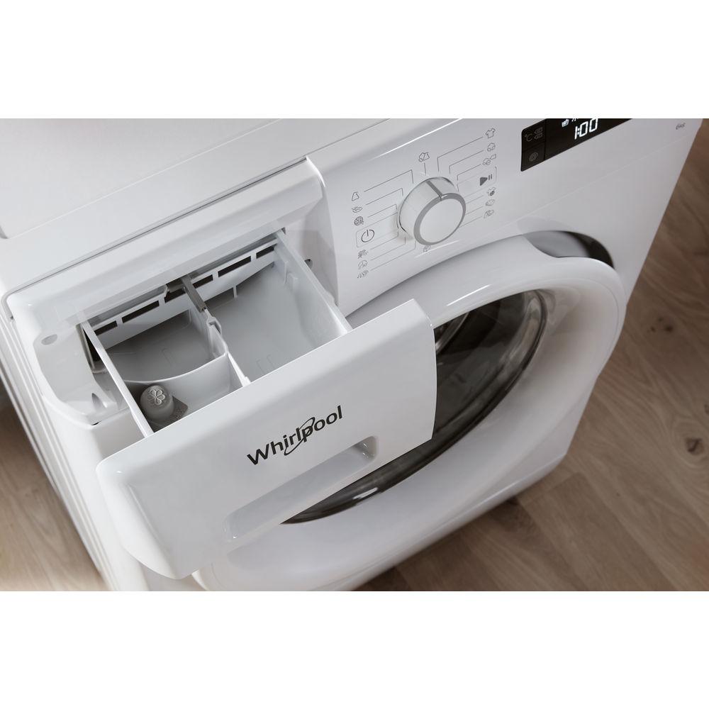 ... Пральна машина Whirlpool з фронтальним завантаженням соло  6 кг - FWSF61053W  EU c0bfccc0ba898