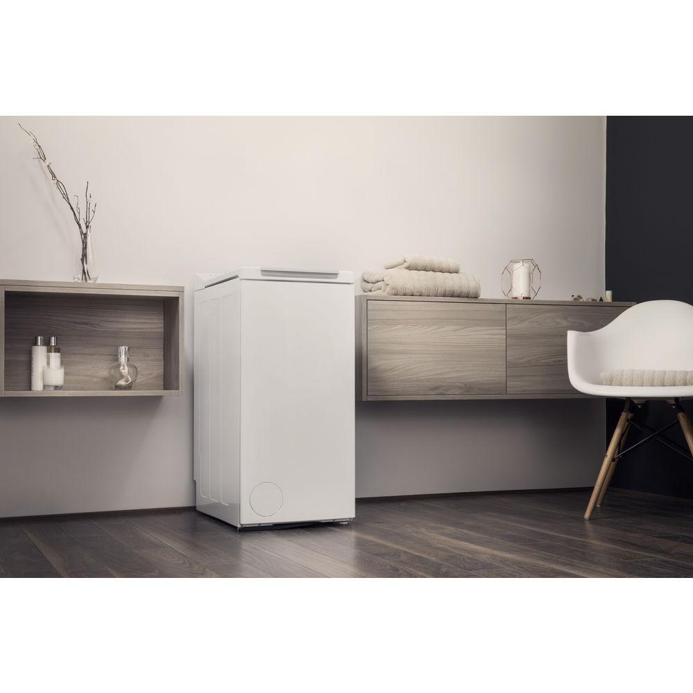 bauknecht toplader waschmaschine 6 kg wat prime 652 di. Black Bedroom Furniture Sets. Home Design Ideas