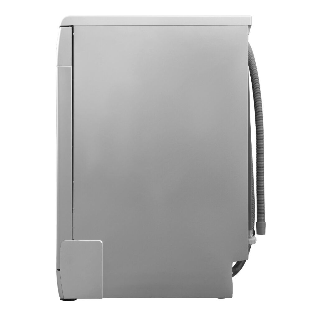 lave vaisselle indesit gain de place 45cm couleur inox