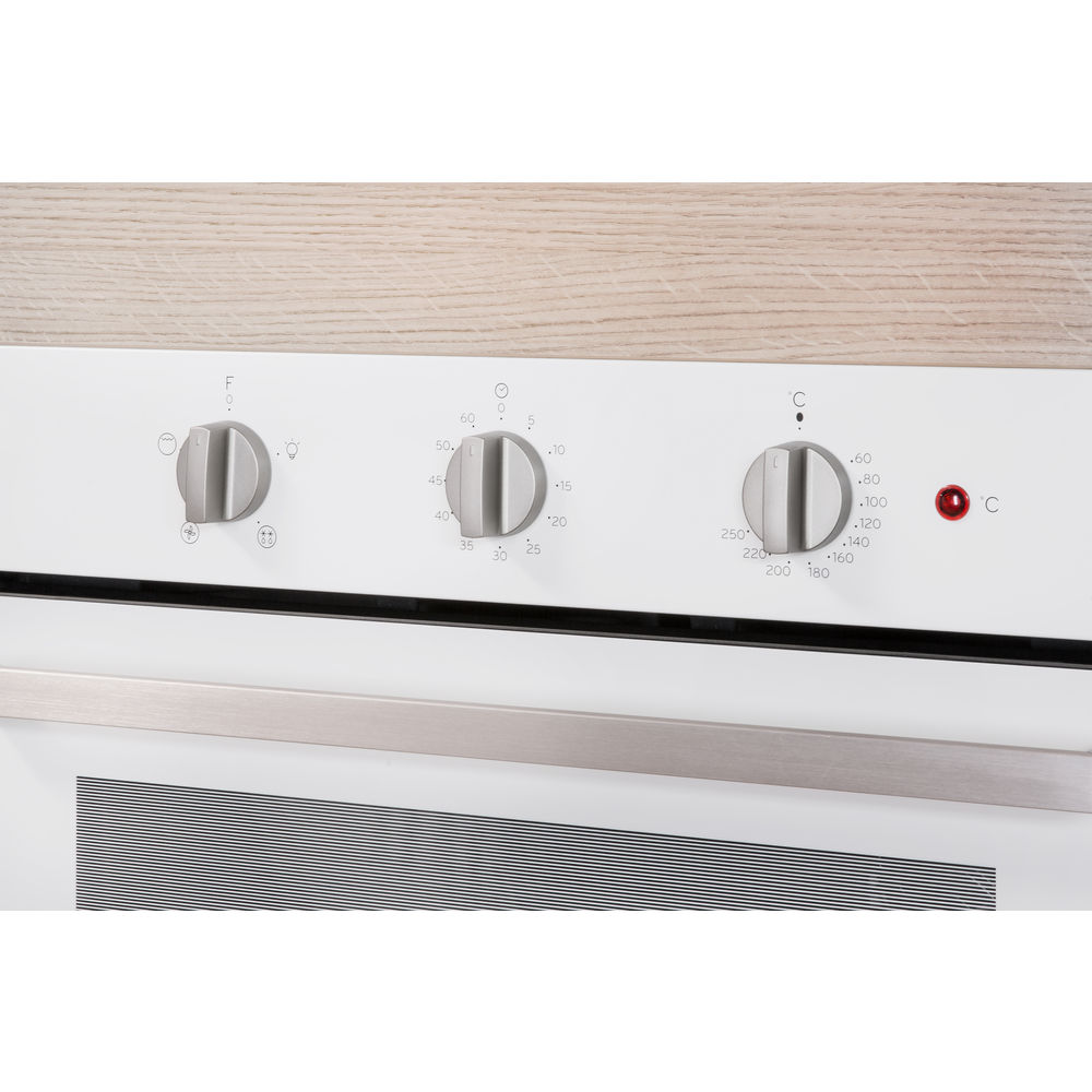 Indesit Aria IFW 6330 WH UK Electric Single Built-in Oven in White