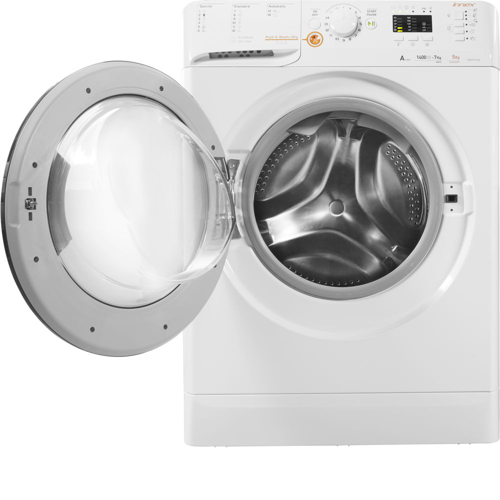 Indesit Innex Xwda 751480x W Washer Dryer In White Xwda 751480x W Uk