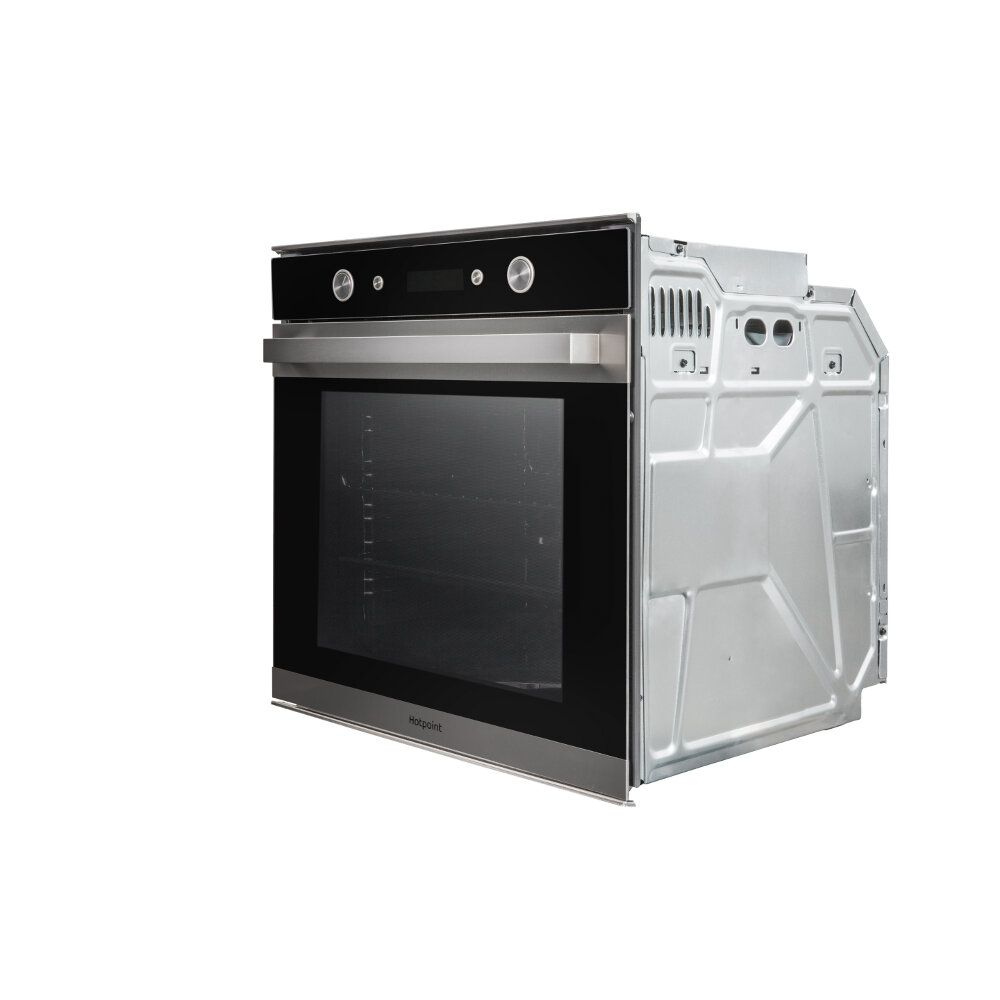 how to clean a hotpoint self cleaning electric oven