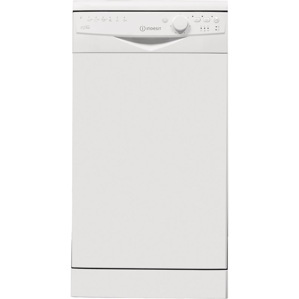 lave vaisselle indesit gain de place 45cm couleur blanche dsr 26b17. Black Bedroom Furniture Sets. Home Design Ideas