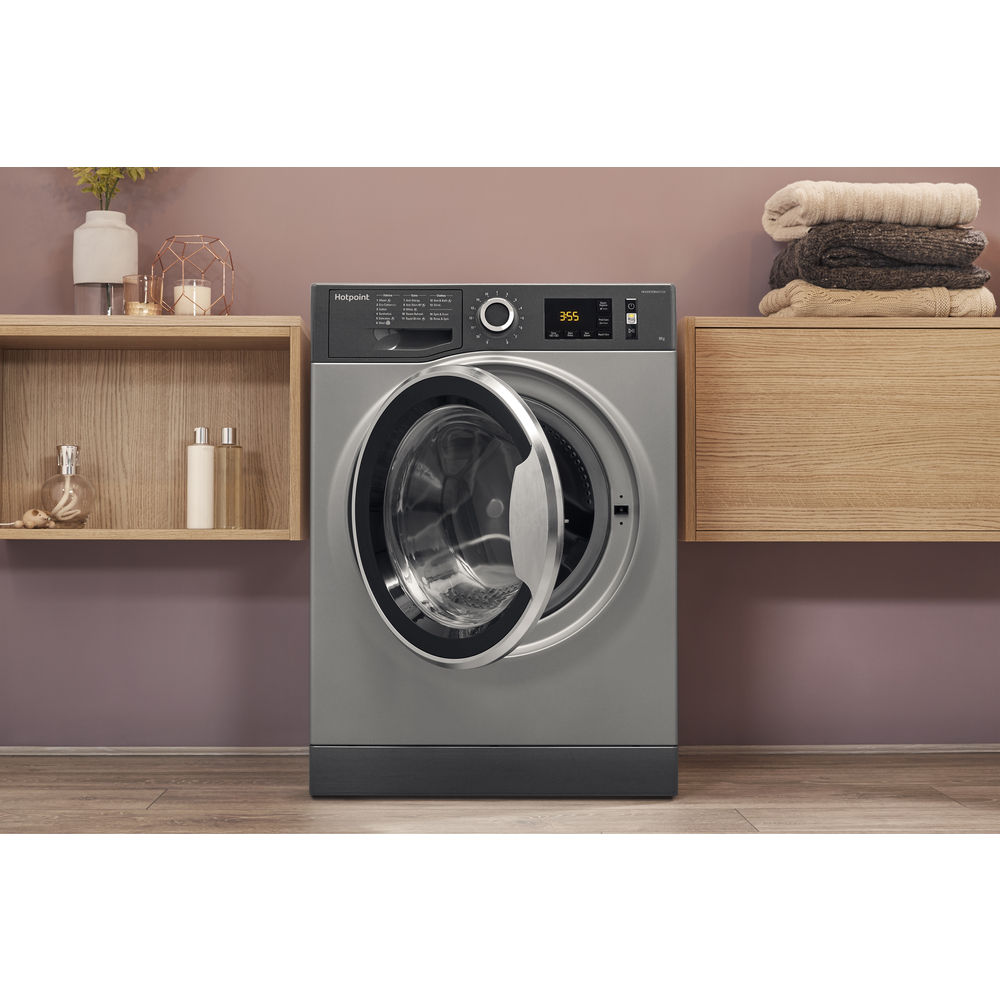 Hotpoint Activecare Nm11 946 Gc A Washing Machine