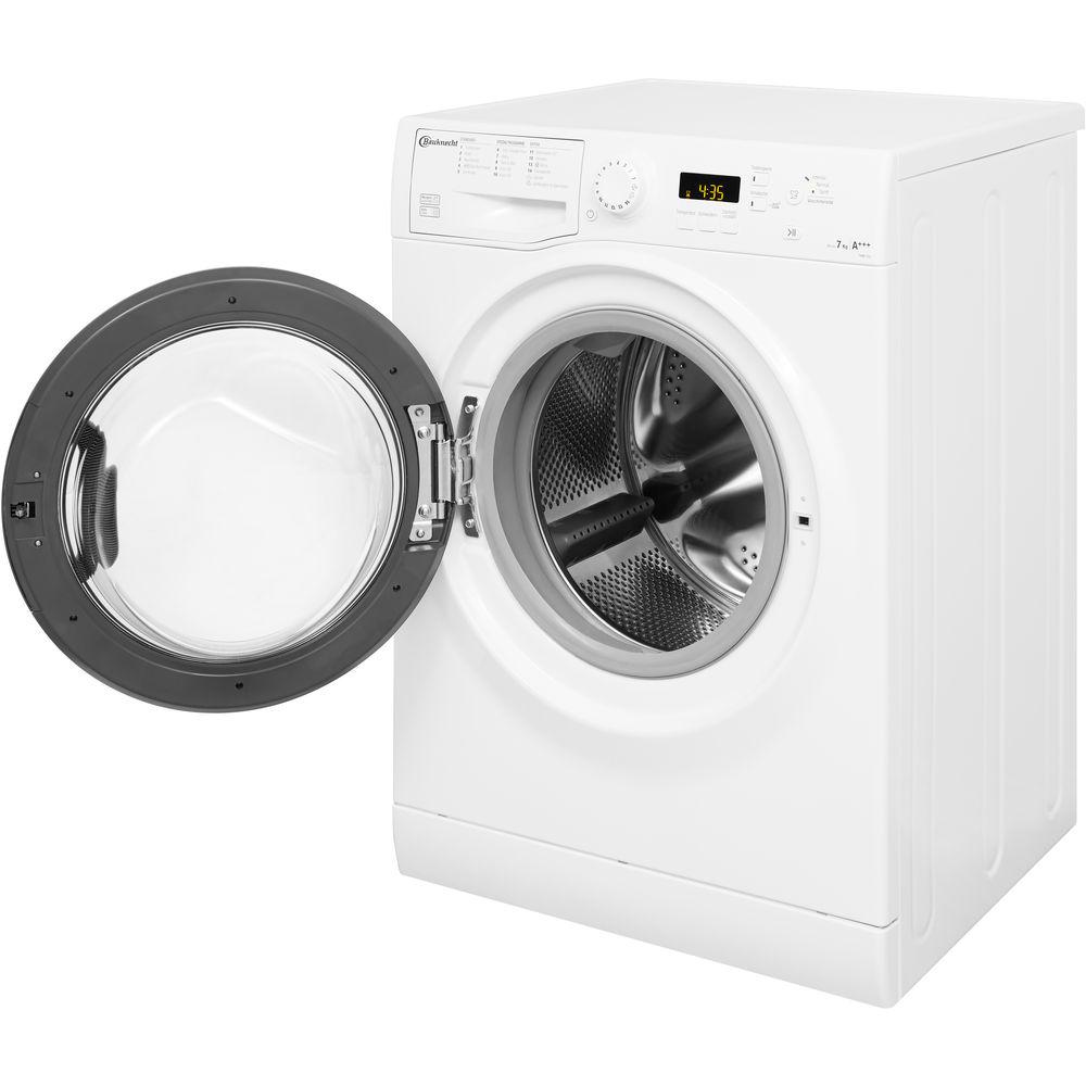 Bauknecht Frontlader Waschmaschine 7 Kg